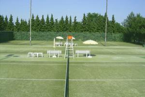 Tennisplatz TCJ