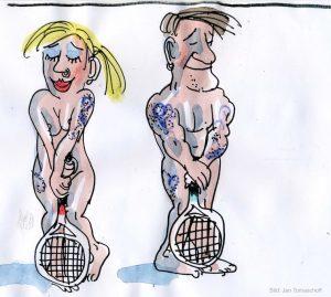 Jans Cartoon