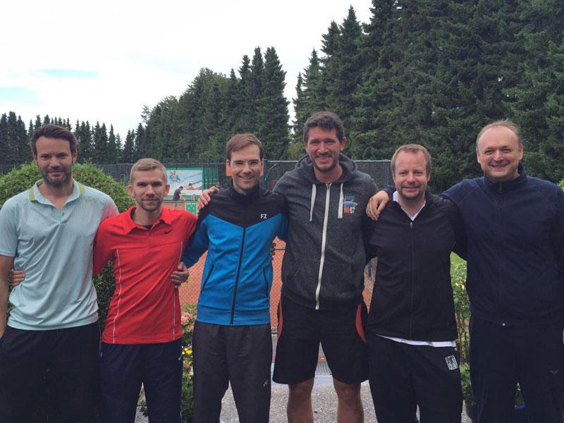 TCJ Herren 30-1 vs. Lohausener SV 1 @ TC Johannesberg e.V. | Erkrath | Nordrhein-Westfalen | Deutschland