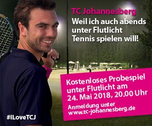 Flutlichttennis Probespiel @ TC Johannesberg e.V.   Erkrath   Nordrhein-Westfalen   Deutschland