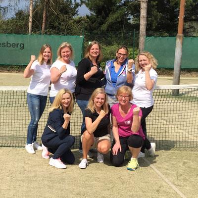 TCJ Damen 30 Heim gegen TC Gerresheim @ TC Johannesberg e.V. | Erkrath | Nordrhein-Westfalen | Deutschland
