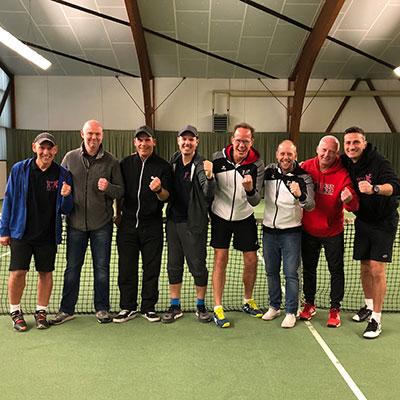 TCJ Herren 30-2 vs. DJK Agon 2 @ DJK Agon 08 e.V.  | Mettmann | Nordrhein-Westfalen | Deutschland